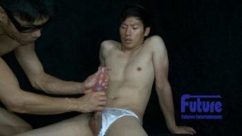 [FUTURE BOY] TI1005171 – STAFF推薦作品!イケメンフリーター21才がまさかの大量潮吹き!モロ感映像!