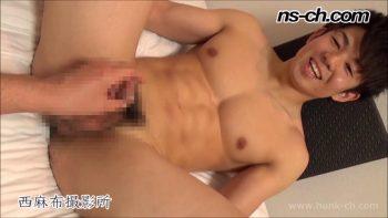 [HUNK-CH] NS-564 – 男経験0の体育会男子たち(170cm72kg20歳)