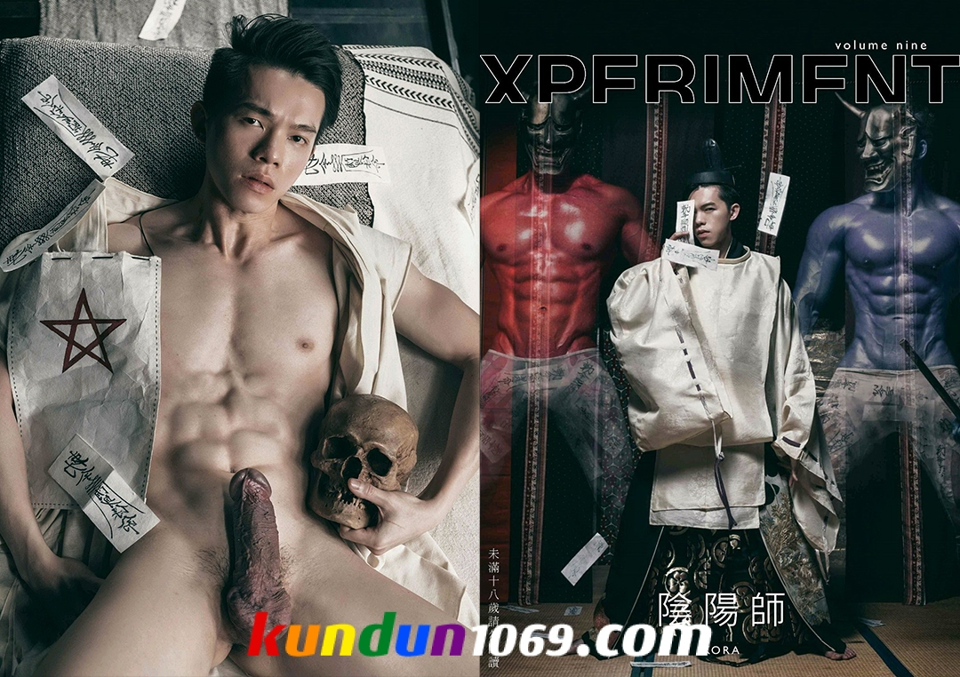 [PHOTO SET] XPERIMENT 09 – JASON