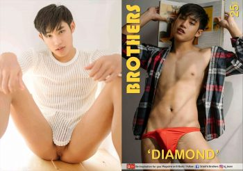 [PHOTO SET] BROTHERS VOL.25 – DIAMOND