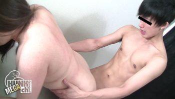 [HUNK-CH] MB-00372 – スポーツマン好き必見!体操で鍛えた純白の美裸身が魅力の美形爽やかボーイがみせる必見エロエロ男女SEX!!
