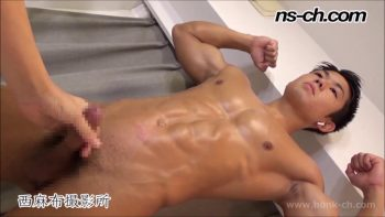 [HUNK-CH] NS-591 – 体育会男子が仁王立ち(俊樹君編)