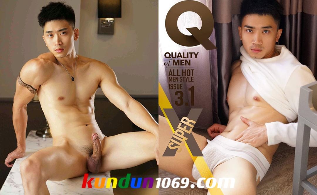 [PHOTO SET] QUALITY OF MEN 3.1 – KAYSON