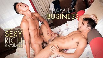 [PETERFEVER] SEXY RICH GAYSIANS – FAMILY BUSINESS [HD1080p]