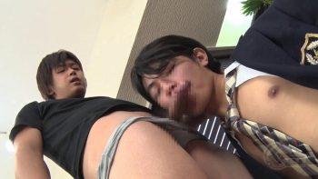 [MEN'S RUSH] GT-1500 – 久々登場!エロカワ19歳少年がブレザー姿で犯される♂×♂