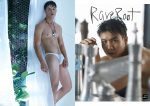 [PHOTO SET] RareRoot ISSUE 02 – 粗腿毛臍 BAN U