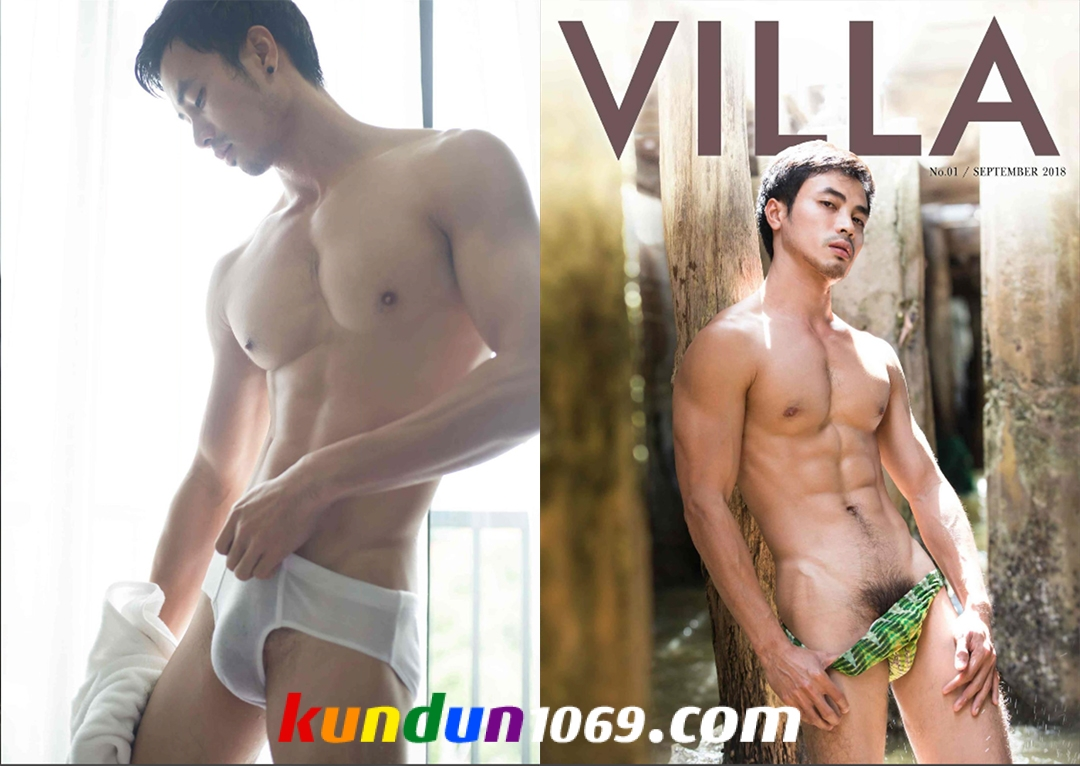 [PHOTO SET] VILLA No.01