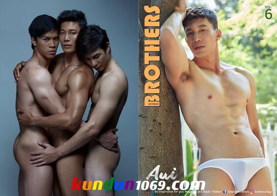 [PHOTO SET] BROTHERS VOL.6 – AUI