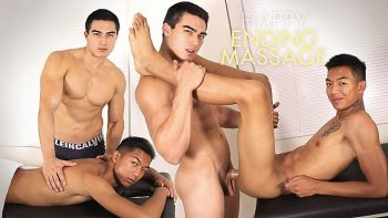 [PETERFEVER] SEXY RICH GAYSIANS – HAPPY ENDING MASSAGE [HD1080p]