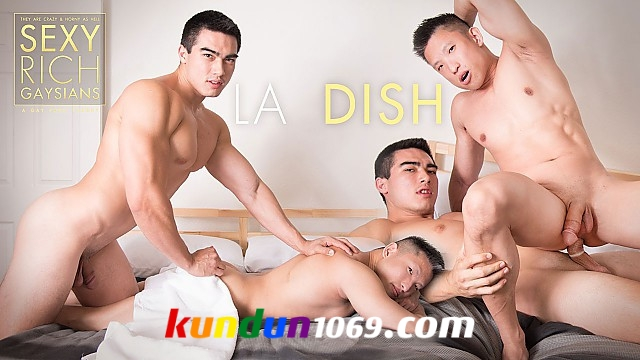 [PETERFEVER] SEXY RICH GAYSIANS – L.A. DISH [HD1080p]