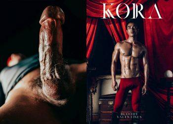 [PHOTO SET] KORA SPECIAL NO.02 – BLOODY VALENTINES