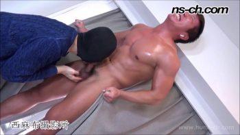 [HUNK-CH] NS-694 – 男経験0の体育会男子たち(174cm88kg20歳)