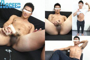 OCON045 – マッスル青年「ゲン」雄臭い精子を大量放出!!