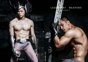[PHOTO SET] LEGENDARY WEAPON NO.01