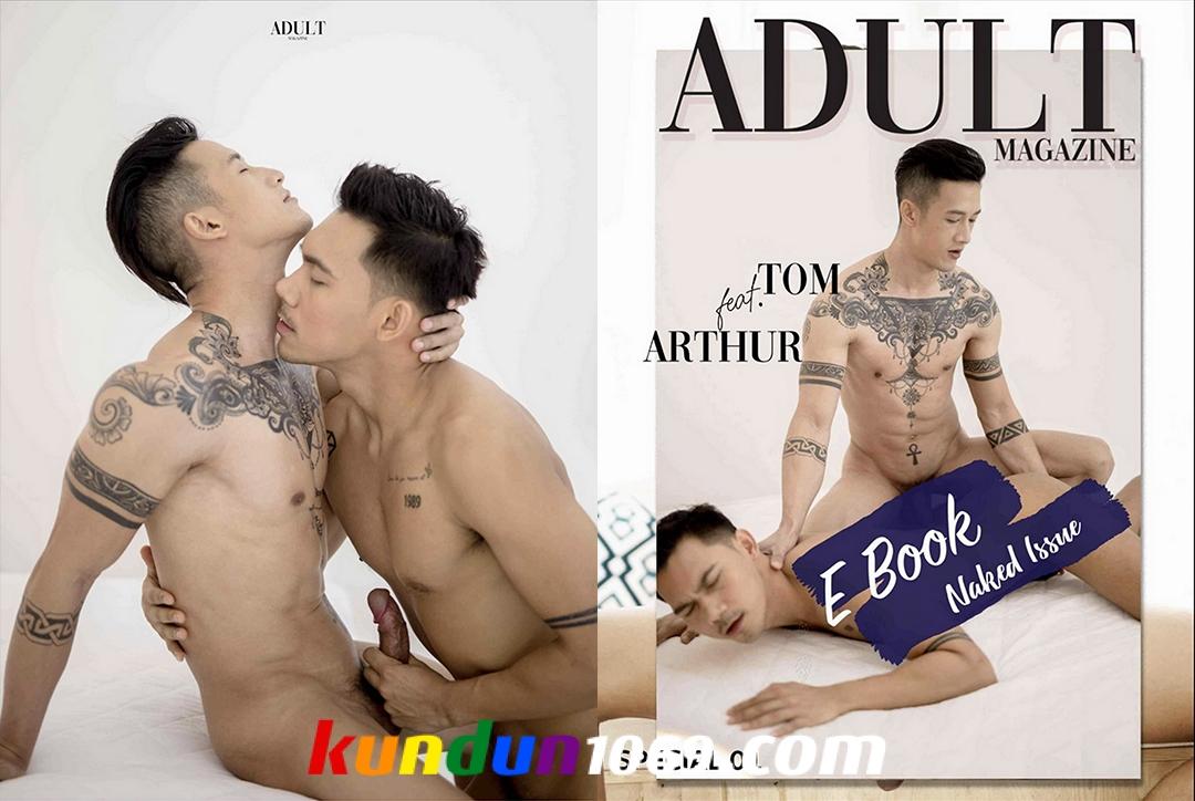 [PHOTO SET] ADULT SPECIAL 01 – TOM & ARTHUR