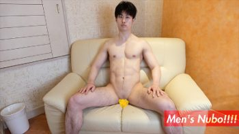 [MEN'S RUSH] NV-038 – 普段は1人でオナニー処理★久しぶりのおセックスに大緊張な28歳会社員♪