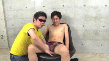 [MEN'S RUSH] GT-1587 – 経験人数ゼロ!19歳の童貞野球少年が初フェラに興奮・苦笑い♂