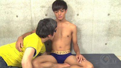 [MEN'S RUSH] GT-1610 – イチオシ!テニス部のめちゃカワ色黒18歳が初登場☆