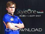 ORWE00062 「Style One Title No.13 Tatsuki」未公開シーン & OFF SHOT!!