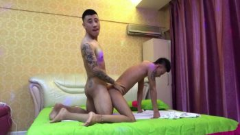 [CHINESE] WANG LUN BAO MAGNUM FUCK 王伦宝 激交