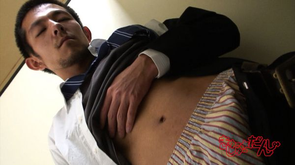 [MEN'S RUSH] KD-001 – 外回り新人リーマンさんスーツの下はカリデカ巨根