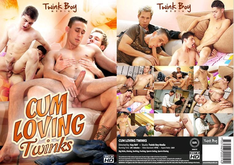 [TWINK BOY] CUM LOVING TWINKS
