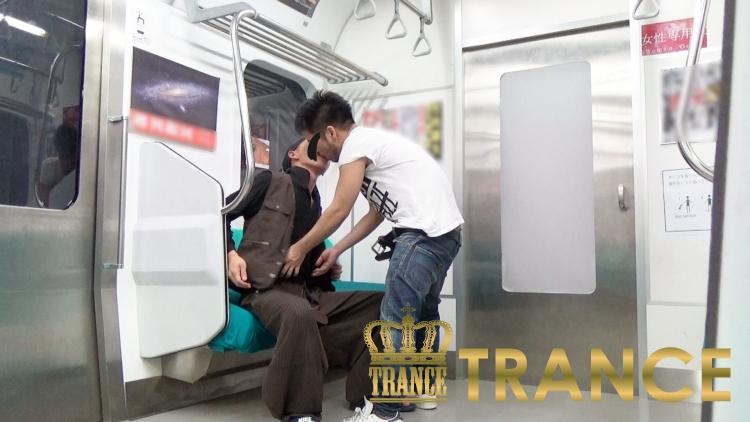 [HUNK-CH TRANCE] TR-DS002 – 男性専用車 PART.2 [HD720p]
