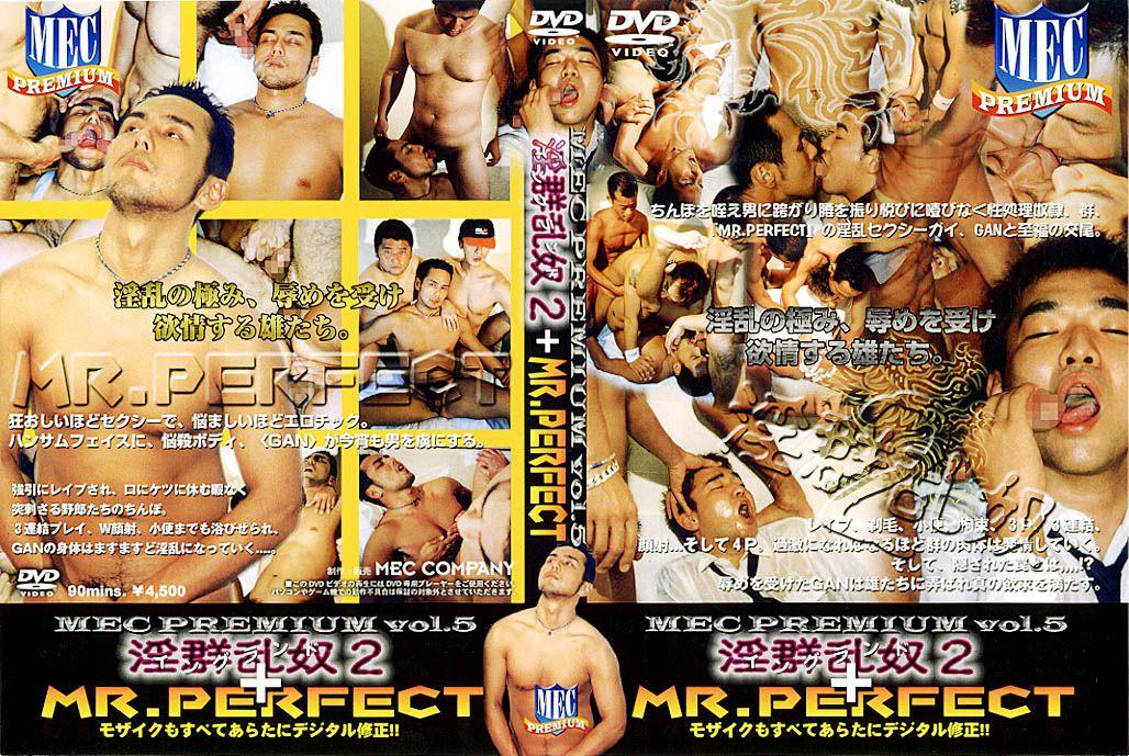 [MEC] MEC PREMIUM VOL.5 淫群乱奴2+MR.PERFECT