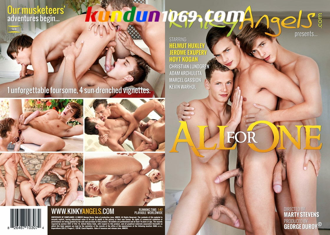 [KINKY ANGELS] ALL FOR ONE [HD720p]