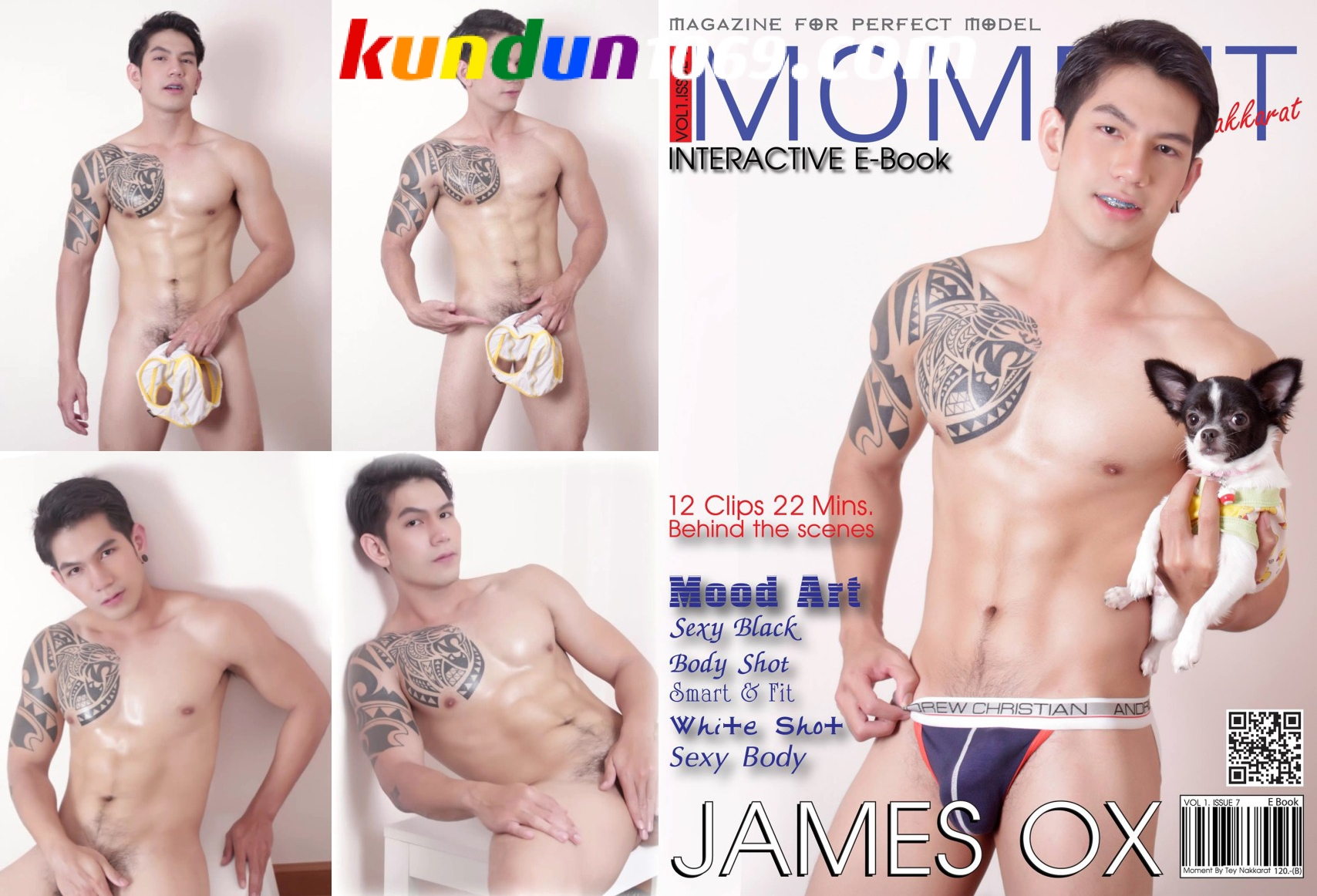 [THAI] MOMENT 07 – JAMES OX