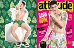 [PHOTO SET] ATTITUDE APRIL 2015 – GAVIN DUVAL