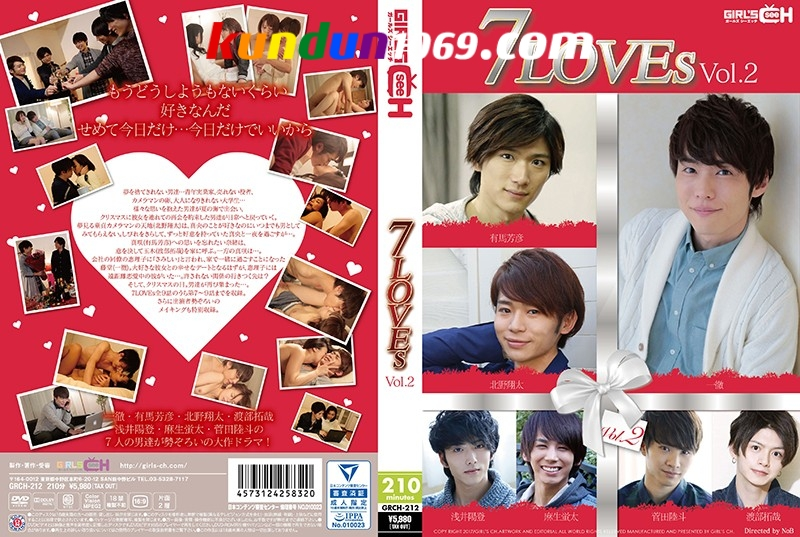[GIRL'S CH] 7 LOVEs VOL.2 [HD1080p]