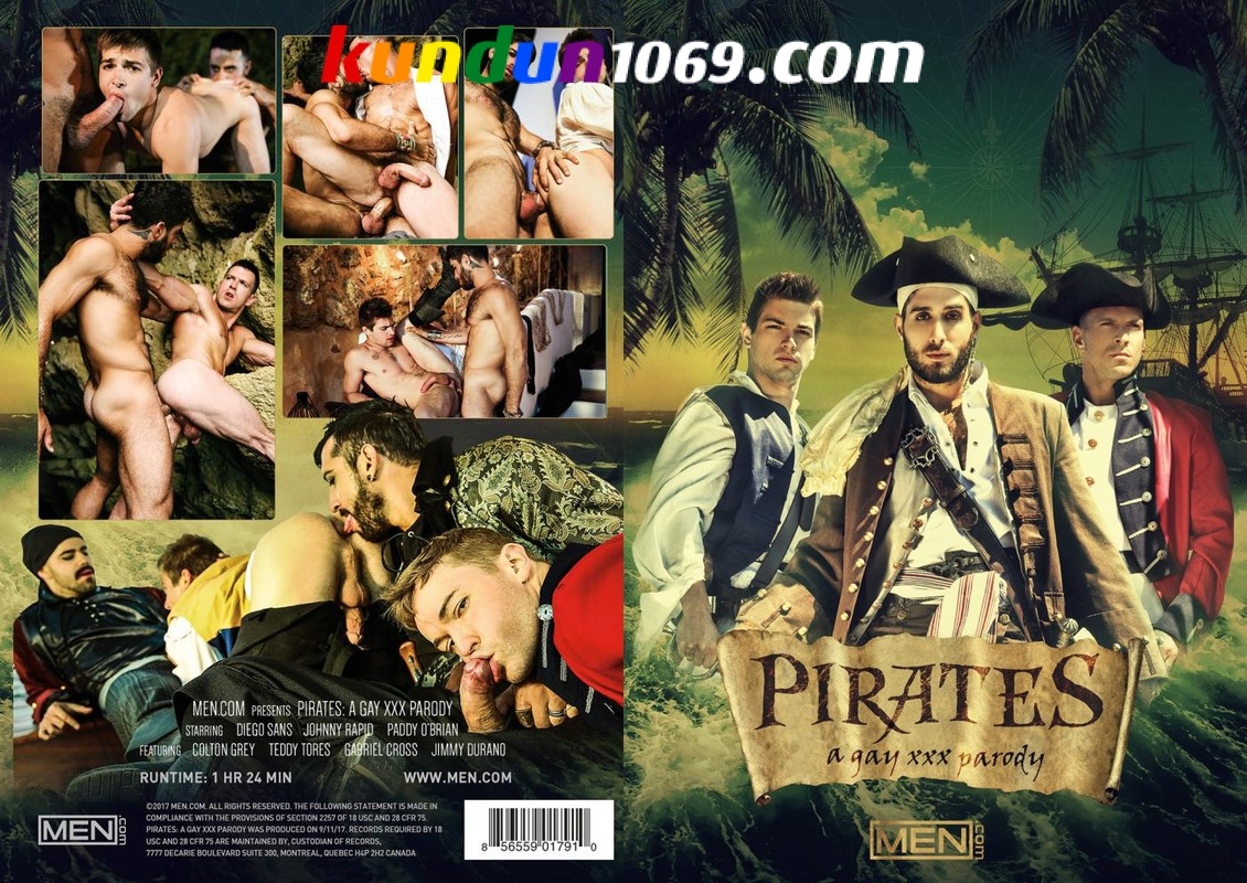 [MEN] PIRATES A GAY XXX PARODY [1080p] (2017)
