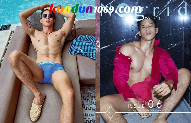 [PHOTO SET] NOGRID MEN ISSUE 06 – HO VINH KHOA