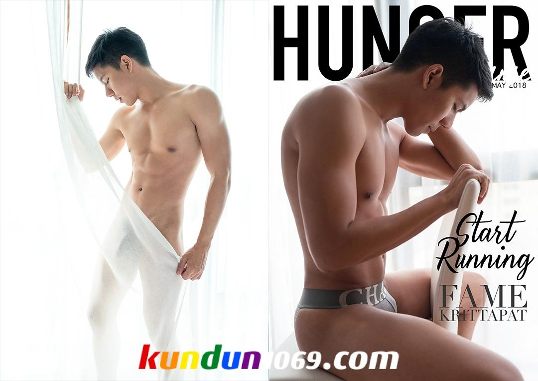 [PHOTO SET] HUNGER HOMME 02 – FAME KRITTAPAT