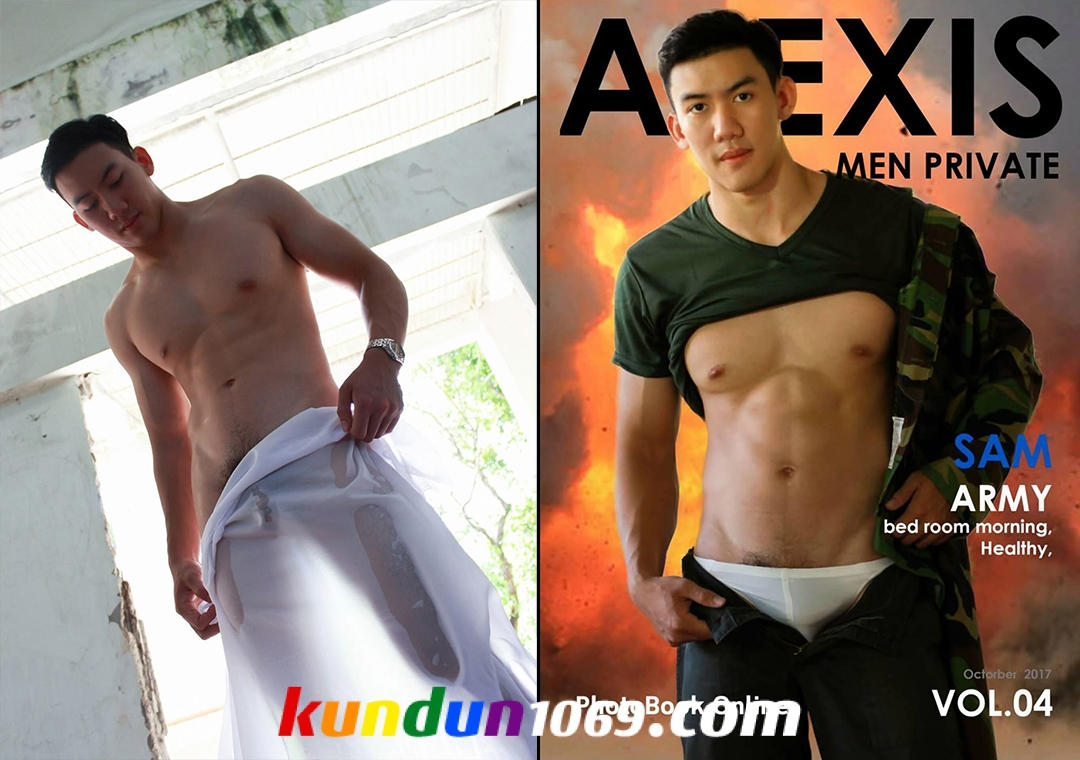 [PHOTO SET] ALEXIS 04 – SAM ARMY
