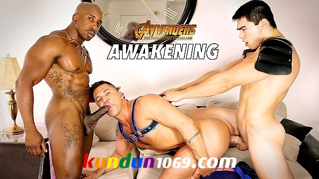 [PETERFEVER] GAYVENGERS Episode 4 – AWAKENING [HD1080p]