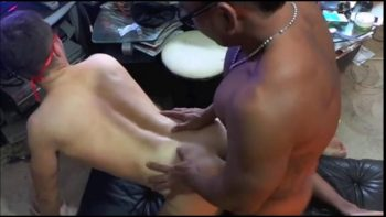 [CHINESE] AMATEUR CONTRIBUTION – WELCOME BACK MY WHITE WHORE NEIGHBOR 素人投稿 – 我的老外邻居