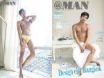 [PHOTO SET] @MAN NO.02 – DESIGN CITY BANGKOK