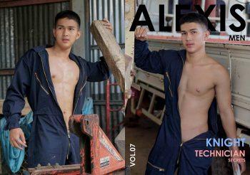 [PHOTO SET] ALEXIS 07 – KNIGHT TECHNICIAN SECRETS