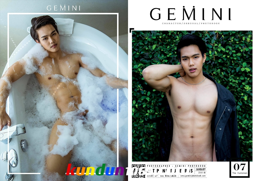 [PHOTO SET] GEMINI 07 – OAT PANU RUDEERUS