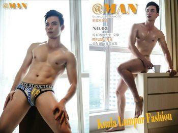 [PHOTO SET] @MAN NO.03 – KUALA LUMPER FASHION