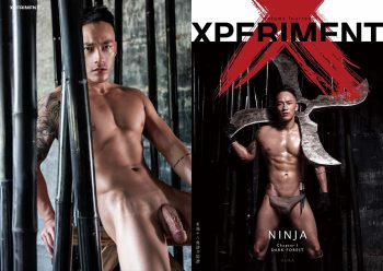 [PHOTO SET] XPERIMENT 14 – NINJA -Chapter 1: DARK FOREST-