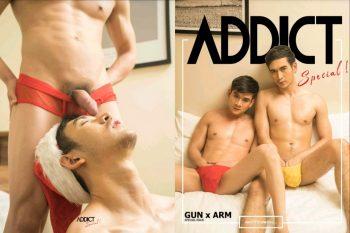 [PHOTO SET] ADDICT SPECIAL ISSUE – GUN x ARM
