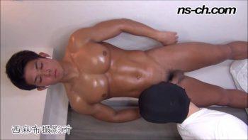 [HUNK-CH] NS-668 – 体育会男子が仁王立ち2(俊樹君編)
