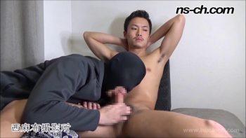 [HUNK-CH] NS-739 – 体育会選抜選手潮吹き(176cm68kg19歳)