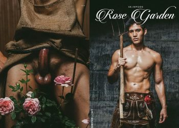 [PHOTO SET] XPERIMENT | SKiiNMODE ROSE GARDEN SPECIAL ISSUE
