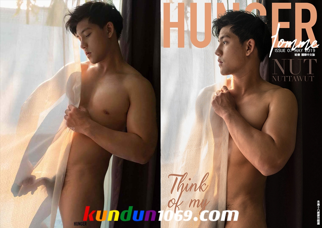 [PHOTO SET] HUNGER HOMME 07 – NUT NUTTAWUT