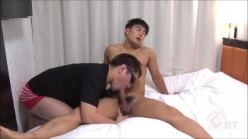 [MEN'S RUSH] GT-1611 – スタッフの毒牙…20歳のマッチョノンケを密室生ハメ・鬼顔射!