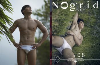 [PHOTO SET] NOGRID MEN ISSUE 08 – AUN